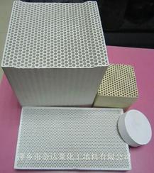 蜂窝陶瓷蓄热体-- 金达莱蜂窝陶瓷
