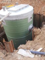 一体化污水处理