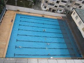 室外游泳池水处理设备--游泳池水循环设备