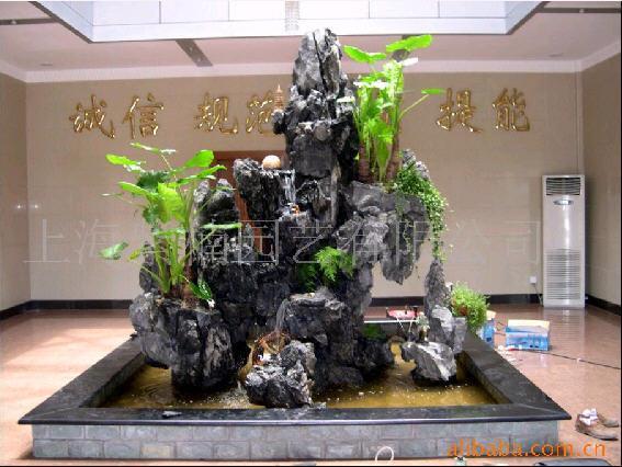 假山喷泉,园林绿化,景观雕塑,景观水,景观石,假山造景,假山制作,室内