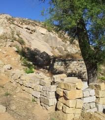 新克什米尔金自然墙石GCWY886