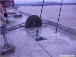 金华市绳锯水下切割作业 高效切割服务