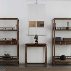 重庆中式会所家具