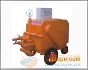 柱塞式砂浆泵型号