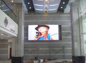 房地产/楼盘/售楼厅全彩LED显示屏