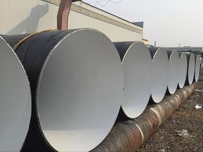 供应IPN8710饮水防腐钢管 IPN8710环氧树脂防腐钢管厂家