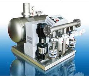 银川供应无负压无吸程管网增压稳流给水设备