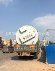 湖南一体化截污提升泵站