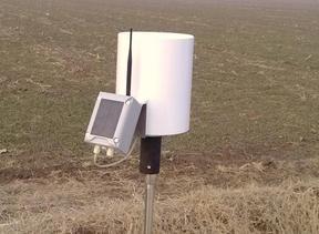CaipoRain一体式自动雨量站