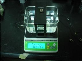 重庆塑胶制品密度计