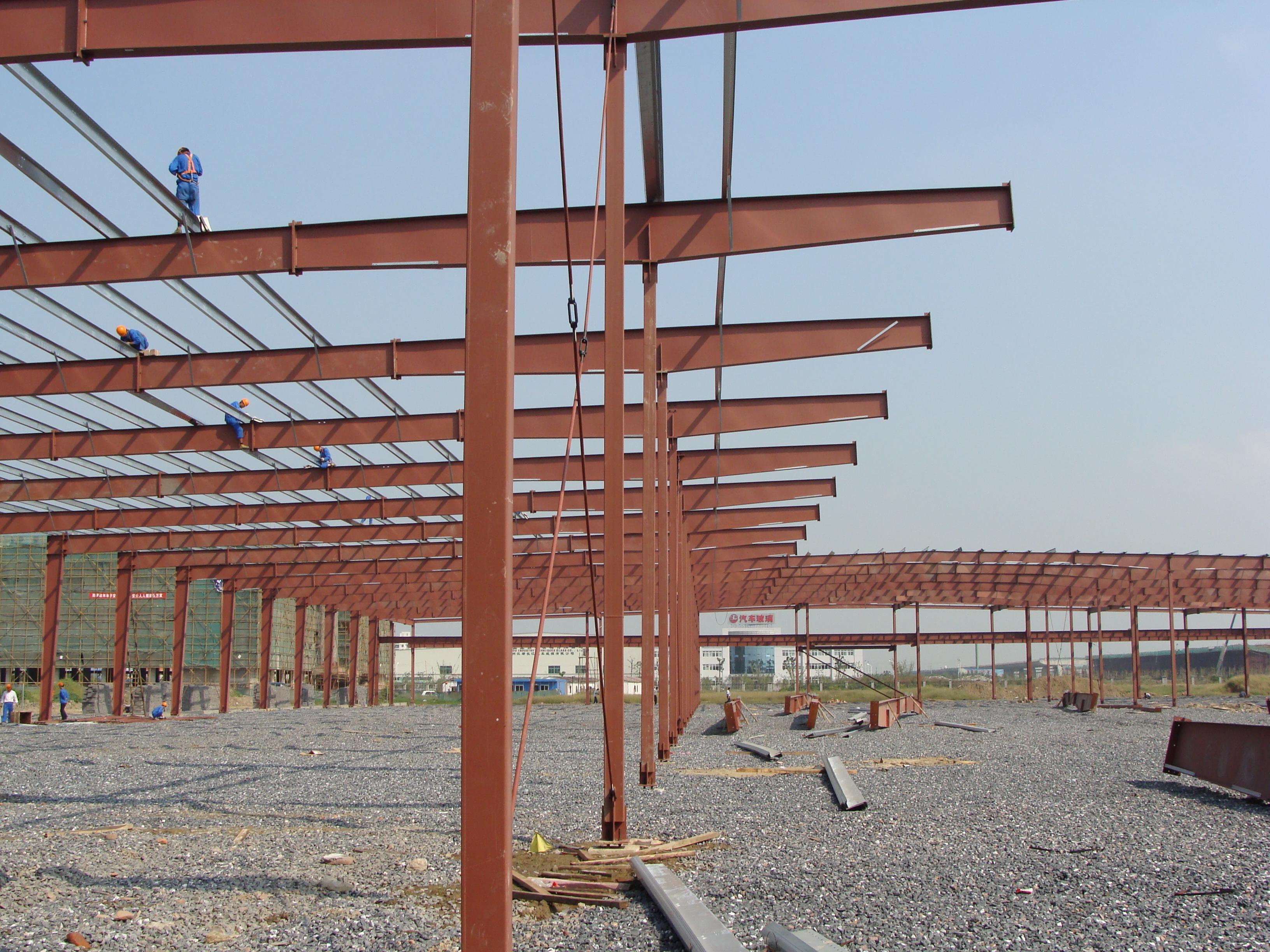 企业名片 南京千帆钢结构工程有限公司       钢结构