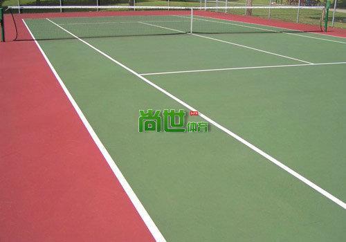 西安网球场地施工-篮球场地面涂料