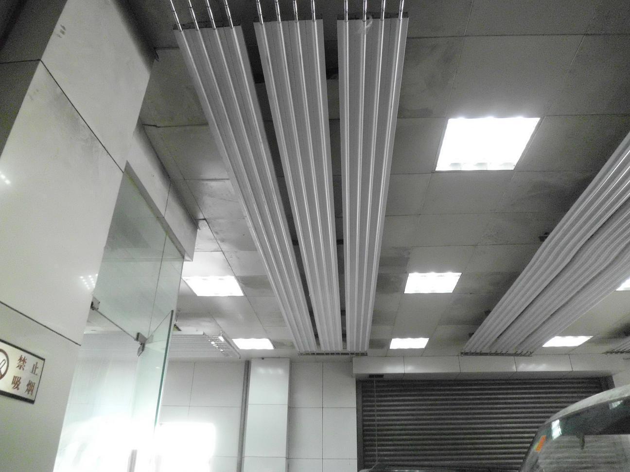 热水辐射板
