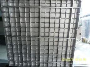 600*600铝合金系列防静电地板产品