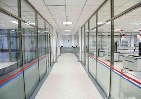 西安自动门专业制作安装移动隔断西安玻璃隔断生产厂家