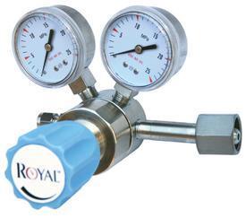 高压气体减压阀