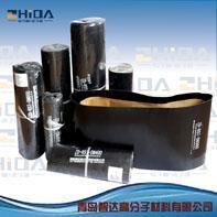聚乙烯检查井用热收缩带 管道防腐保温专用增强纤维热收缩套