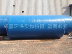供应2-100立方一体式化粪池,成品化粪池