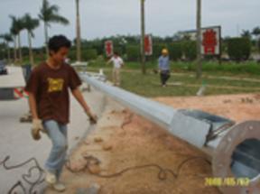 广州 6米路灯,7米道路灯,8米道路灯,9米路灯