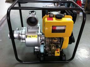 汽油动力水泵YT40WP