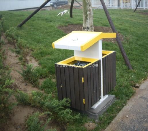 西安户外公园垃圾桶厂家