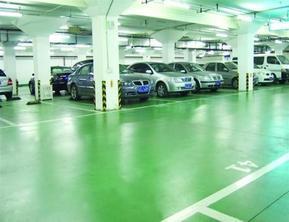 耐磨地坪,各类车库,停车厂耐磨地坪工程