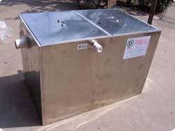 不锈钢隔油池