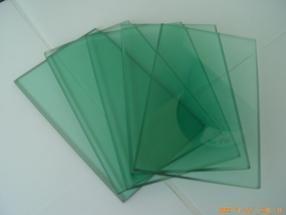 浮法玻璃福特蓝玻璃F绿玻璃海洋蓝浮法白玻.