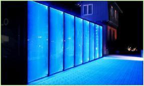 智能调光玻璃 智能电控调光玻璃生产厂家