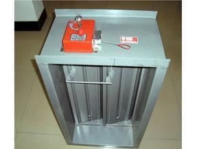 排烟阀排烟口系列产品安装方法及注意事项