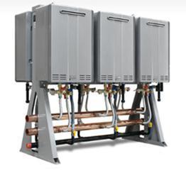 采暖锅炉 节能热水工程 燃气壁挂炉采暖工程 学校热水锅炉