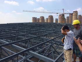 阜新钢结构防火涂料检测报告