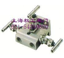 FDF5-8 1151型三阀组  不锈钢一体化三阀组 201/304/316 二三五阀