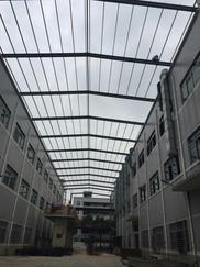门式钢结构屋架制作