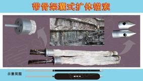 一体化囊式扩体锚杆专利锚杆注浆生产厂家嘉汇