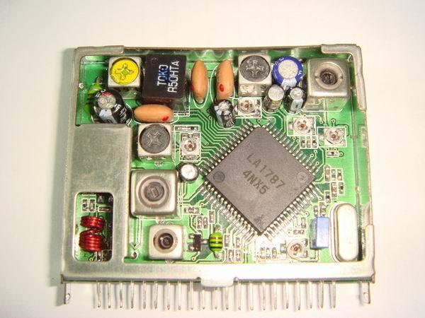 rd-603a车载收音头