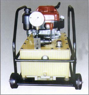 系列超高压电动油泵、汽油机驱动油泵