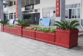市政使用花箱