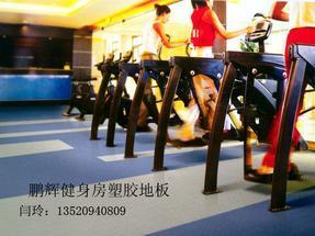 201健身房橡胶地板-健身房运动地板