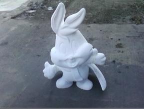 泡沫雕塑模型专用弹性PU涂料