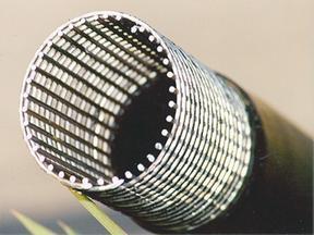 钢丝网骨架增强塑料复合管材