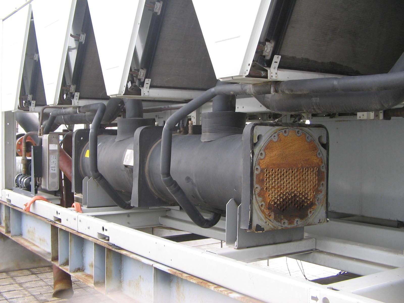 冷却塔的维修保养