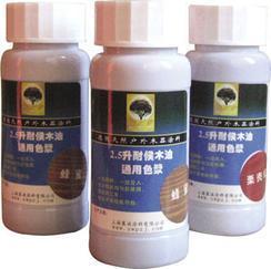 耐候木油通用色浆