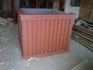 重庆塑木地板,重庆生产塑木厂家