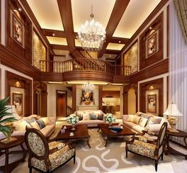 上海豪宅设计公司 高档别墅设计公司 设计师