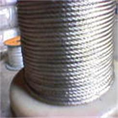 廉价防盗网钢丝绳--310不锈钢软钢丝绳