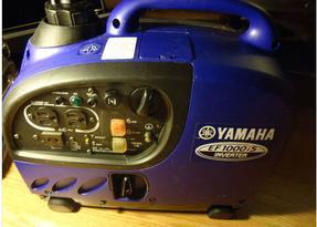 EF1000IS雅马哈汽油变频发电机组IS系列
