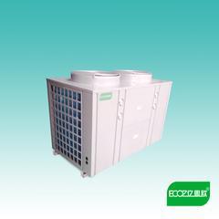 低温増焓空气源热泵中央热水机