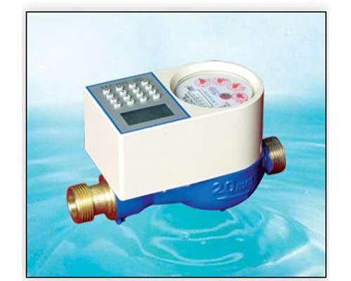 电子水表怎么看图解