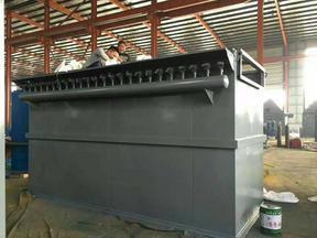 布袋除尘器 除尘器 河北国泰环保专业生产布袋除尘器